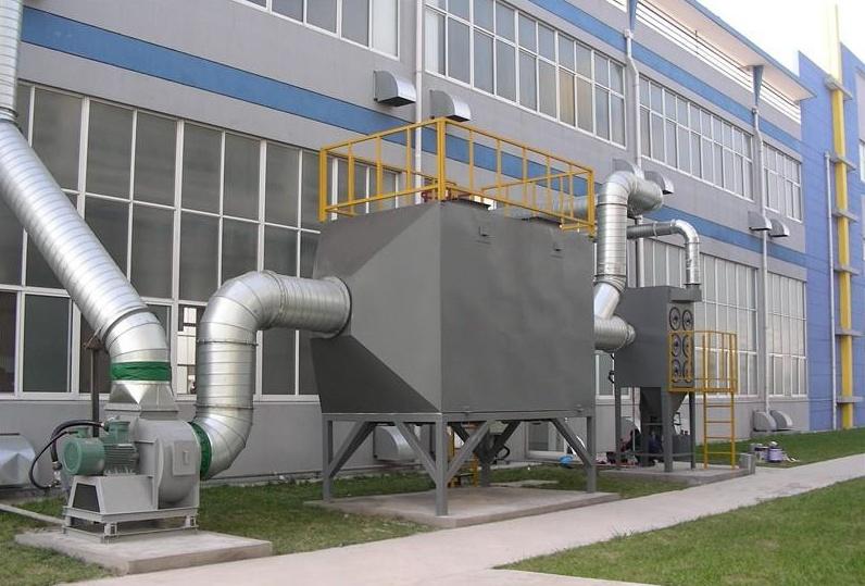 布袋除尘器工作原理是什么?在工业除尘方面有哪些优势