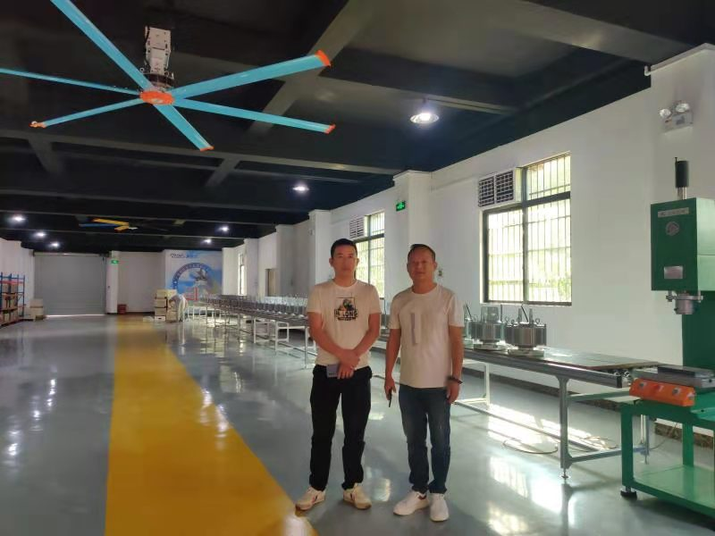 2020年11月盛竞博jbo首页营销团队赴广东培训学习考察 05