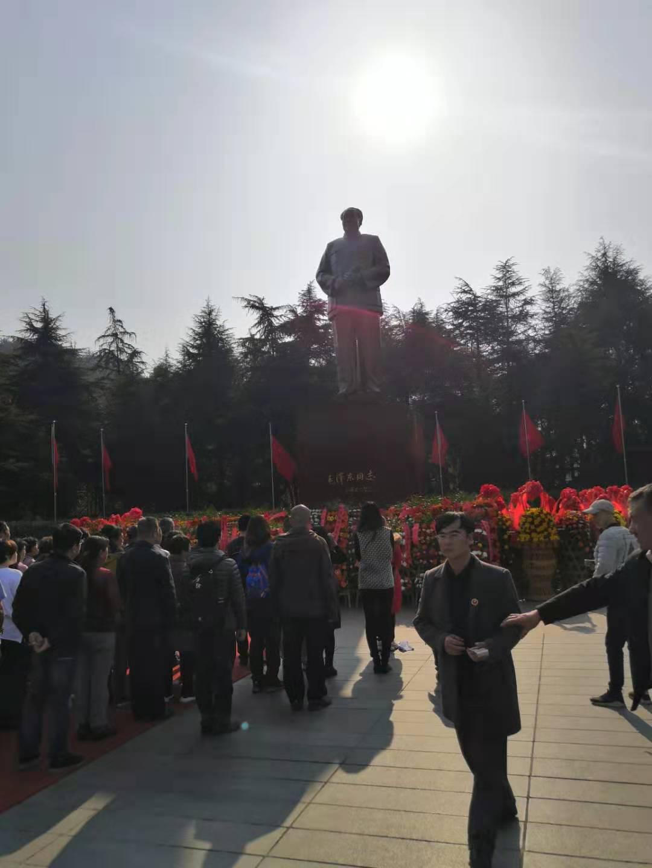 从韶山出发,从心出发 ——纪念毛主席诞辰126周年!