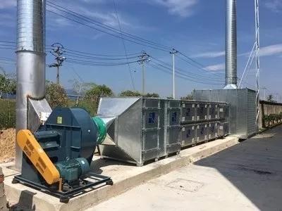 工业废气处理的主要方法有哪些?这些你知道吗