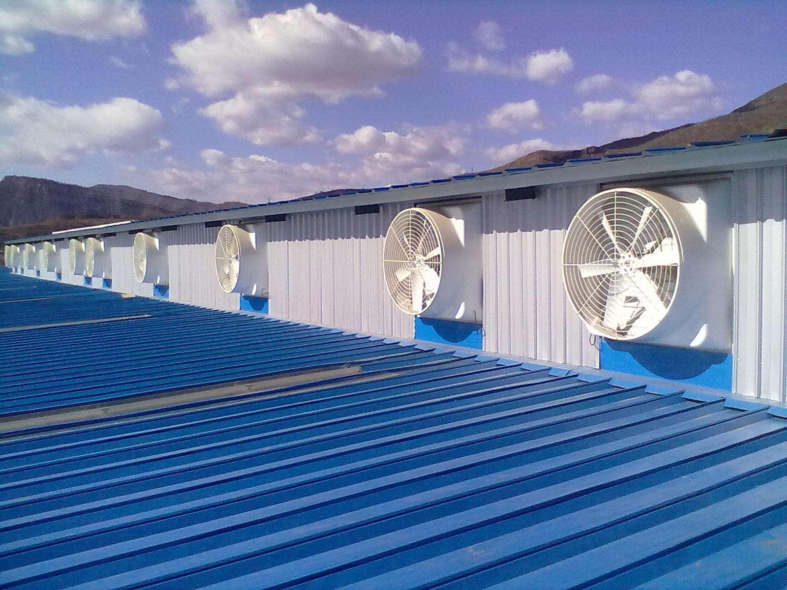 通风设备之负压风机的工作原理与安装方法是怎样的?